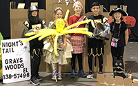 Gray's Woods team excels at Destination Imagination