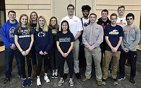State High Student-Athletes Celebrate College Choices