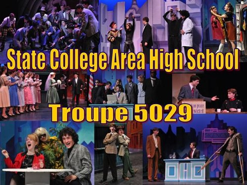 Troupe 5029
