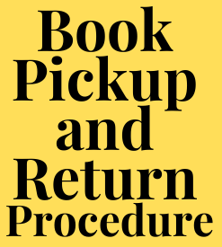 Guide to borrowing and returning books
