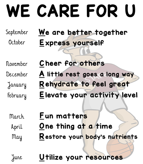 We Care For U
