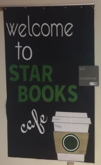 Welcome to Starbooks Cafe!