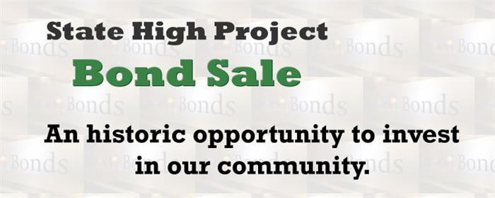 State High Project Bond Sale.