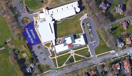 Ferguson Township Elementary Public Wireless Coverage