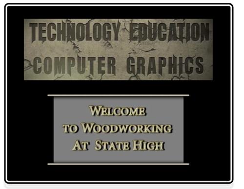 Tech Ed Course videos