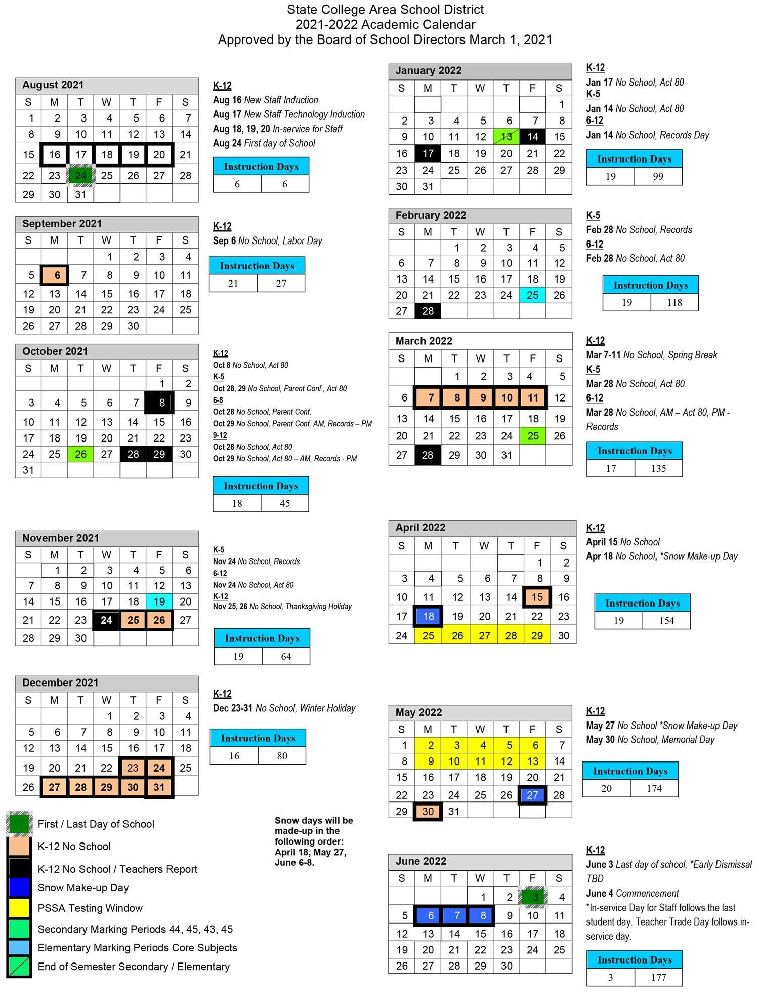 Rit Academic Calendar 2022 2023.2021 2022 Academic Calendar