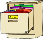 picture of file cabinet