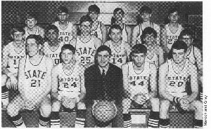 '69 JV Basketball Team