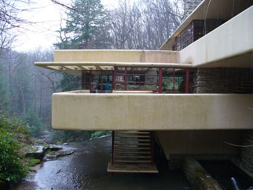 Falling Water Picture
