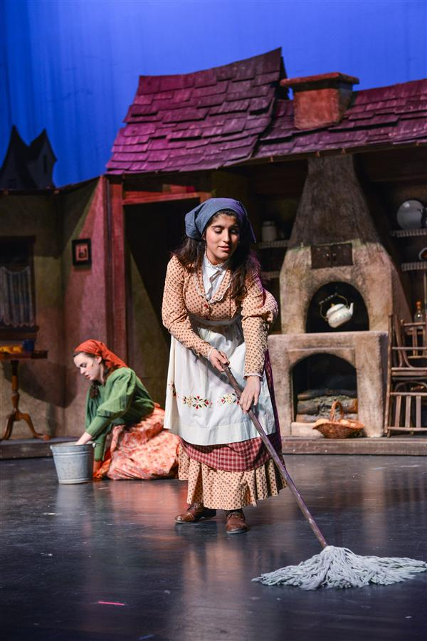 Thespians Fiddler On The Roof