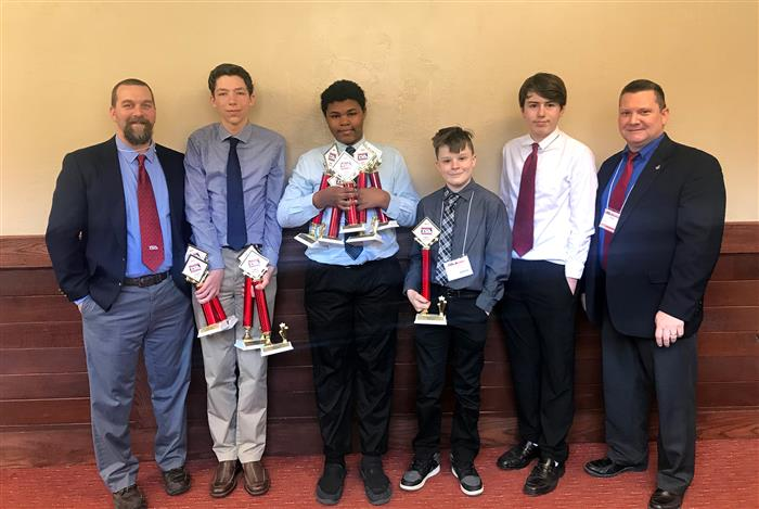 41st Annual TSA State Competition
