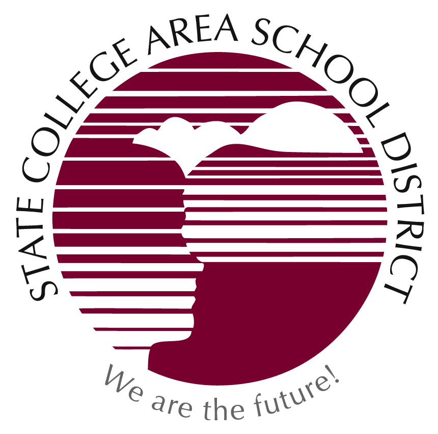 logo State College Area School District. We are the future