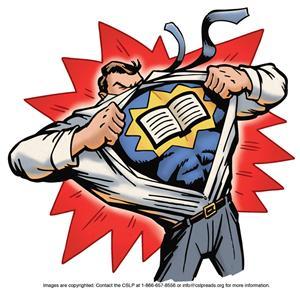 super book man