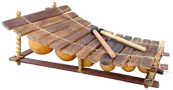 African Xylophone - Balafon - ARTE AMAZONIA provides a ...  |African Wooden Xylophone