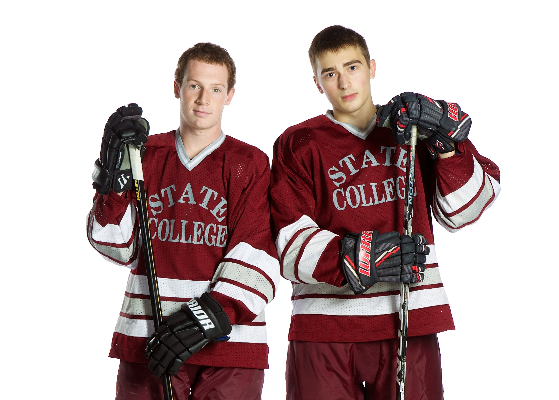 SC Hockey 2012 Captains