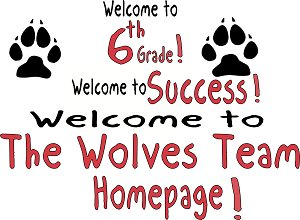 Welcome to the Wolves Team